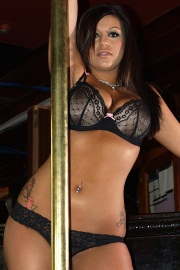 Briana Lee Golden Pole - Picture 2