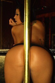Briana Lee Golden Pole - Picture 7